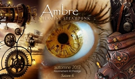 Steampunk : save the date